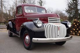100 Classic Chevrolet Trucks For Sale 1946 Pickup For Sale 2203418 Hemmings Motor News