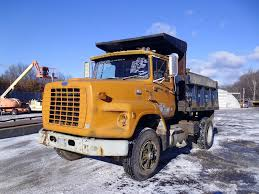 1985 Ford 9000 Single Axle Dump Truck For Sale By Arthur Trovei ...