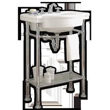 American Standard Retrospect Sink Console by Console Sinks For Small Bathrooms Pertaining To Residence Room