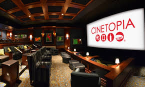 2 movie tickets 1 drink credit cinetopia llc groupon