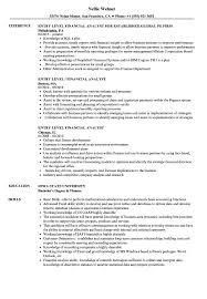 Entry Level Financial Analyst Resume Samples | Velvet Jobs Analyst Resume Templates 16 Fresh Financial Sample Doc Valid Senior Data Example Business Finance Template Builder Objective Project Samples Velvet Jobs Analytics Beautiful Mortgage Atclgrain Skills Entry Level Examples Credit Healthcare Financial Analyst Resume Pdf For