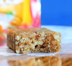 Cashew Cookies Bars Aka Larabars With Only 3 Ingredients And No Baking
