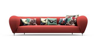 100 Bobois Roche Furniture Canap Rouge Marcel Wanders Dcoration