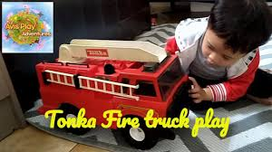 Happy Kids Fun Play Large TONKA FIRE TRUCK Toy To The Rescue Avis ... Large Toy Fire Engines Wwwtopsimagescom 1pcs Truck Engine Vehicle Model Ladder Children Car Assembling Large Fire Truck Toy Cars Multi Functional Buy Csl 132110 Sound And Light Version Of Alloy Amazing Dickie Toys Large Fire Engine Toy With Lights And Sounds 2 X Rescue Extinguisher Toys Tools Big Tonka Trucks Related Keywords Suggestions Tubelox Deluxe 220 Set Tubeloxcom Wooden Amishmade Amishtoyboxcom Iplay Ilearn Shooting Water Lights N Sound 16 With Expandable Bump Kids Folding Ottoman Storage Seat Box Down