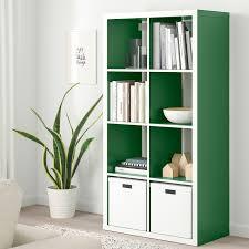 kallax regal weiß grün 77x147 cm ikea österreich