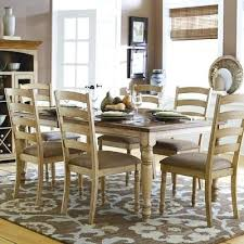 Two Tone Dining Set Room Tables Of Nifty Images About Mom On