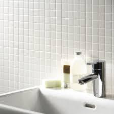 gloss white square small mosaic tiles bijou square mosaic tiles