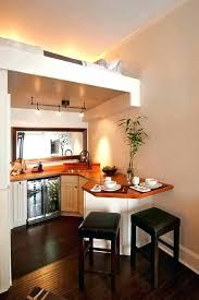 aménager de petits espaces petit espace cuisine amenagement cuisine coin repas