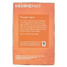 Mcdonalds Pumpkin Spice by Green Mountain Coffee Pumpkin Spice K Cup Coffee 18 Count