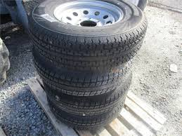 100 15 Truck Tires Components 14 AND WITH 5 AND 6 LU_tyres Pre Owned