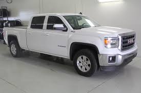 Pre-Owned 2015 GMC Sierra 1500 Crew Cab SLE 4x4 Truck In Wichita ... Gmc Updates Sierra Elevation Edition For 2016 Amazoncom Denali Pickup Truck 124 Friction Series Red Tuscany Trucks Custom 1500s In Bakersfield Ca Motor 2019 1500 First Look Review Luxury Wkhorse Carbuzz Finally Different The Car Guide 2009 Used 2wd Reg Cab 1190 Work At Perfect 2018 Ratings Edmunds Ext 1435 Sle Landers Serving 2017 Pkg Double 4x4 20 Black 65 Bed 42018 Truxedo Lo Pro Tonneau Cover 2014 Reviews Images And Specs Vehicles New Limited W