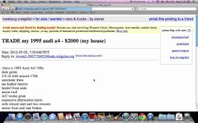 Craigslist Oregon Cities And Towns - How To Search All Pages For ...