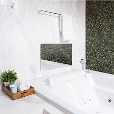 3D Geometric Rainbow Plaid Shower Curtain 72x78 Bathroom Decorative Fabric