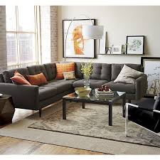 Castillo Floor Lamp Crate And Barrel by Best 25 Crate And Barrel Rugs Ideas On Pinterest Crate And