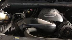 Spectre Cold Air Intake Install On 4.8 5.3 Silverado Sierra Suburban ... Airaid 201167 2005 Lly Duramax Cold Air Dam Tall Hood Only 52017 Chrysler 200 36l Intake Kit Rpmmotsports Volant Cool Intakes For Chevy Silverado Gmc Sierra Aftermarket Kits And Filters Do They Really Help Kn 77 Series Before After Youtube 092013 Gm Lvadosierra 48l 53l 60l Sb 42017 53l62l Silveradogmc Ls Induction Delivers Affordable Bonus Power Hardcore 200281 System Oiled 201112 Bc Spectre Performance 9910 Systems Muscle Car Short Ram Page 5