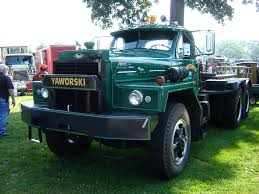 Mack B87 | Macungie Antique Truck Show June 2011. To Really … | Flickr