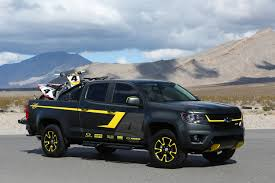 Chevy Colorado Performance Concept Enables Adventure American Offroad Vehicle Pickup Truck Dodge Ram 1500 57 L Ricky Carmichael Chevy Performance Sema Concept Motocross Sun City Diesel Automotive Parts Alligator Falcon Shocks Introduces New Systems Work Palmyra Me Defiance Off Road Automobile Accsories Boerne Tx San Antonio And Repair 6 Mods For Style Miami Lakes Blog Era Ford F150 Ford Is It Better To Buy A Or Used In Clinton