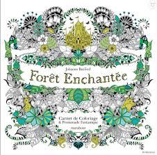 PHOTOS Forêt Enchantée Carnet De Coloriage Promenade