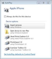 How to copy pictures from your iPhone to Windows