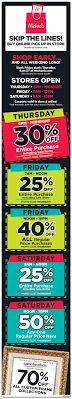 Michael's Black Friday Ads Sales Doorbusters And Deals 2018 ... Pinned December 13th 50 Off A Single Item More At Michaels Promo Codes And Coupons Annoushka Code Black Friday 2019 Ad Deals Sales The Body Shop Coupon Malaysia Jerky Hut Electronic Where To Find Bed Bath Free Printable Coupons Online Flyer 05262019 062019 Weeklyadsus January 11th Urban Decay Discount Pregnancy Clothes Cheap Online How Use Canada Buy Sarees Usa Burlington Ma