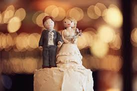 Clay Cake Toppers Some Advice For A Vintage Rustic