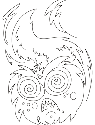 Coloring Books Near Me I Am Dangerous Monster Pages For Kids Best
