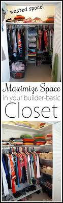 DIY Custom Closet Shelving Tutorial Maximize SpaceBest Way To Organize ClosetSmall