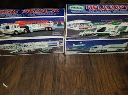 HESS TRUCK COLLECTION 4 Piece Lot New In Boxes - $85.00 | PicClick Hess Toy Truck Mobile Museum Rolls Into Berks Collectors Delighted 2015 Fire And Ladder Rescue On Sale Now Frugal Philly Fun For Collectors The 2017 Trucks Are Minis Mommies With Style Has Been Around 50 Years Weekly Hess Mini Toy Collection 2018 New Sold Out 4400 Pclick 2014 For Jackies Store Truck Collection 1916714047 Evan Laurens Cool Blog 2113 Tractor 2013 Pink Me Not