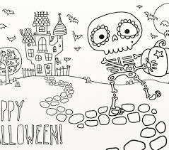 Free Halloween Coloring Pages 9 Fun Printable To Print