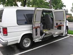 Used Wheelchair Accessible Vans Mo