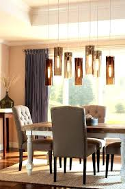 Lights Over Dining Room Table Pendant Light Rustic Wood Alluring Large Fixtures Home Depot Kitchen Iron Brushed Multiple