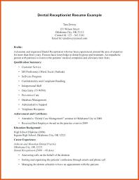 Gym Receptionist Resume Front Desk Format Templates Objective Medical Secretary Samples Office