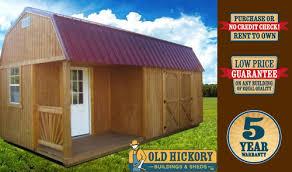 Storage Sheds Leland Nc by Awe Outdoors Quality Backyard Storage Barns Sheds Portable