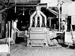 Lenoir Chair Company History by Manufacturing Part 6 New Industries Increased Competition And