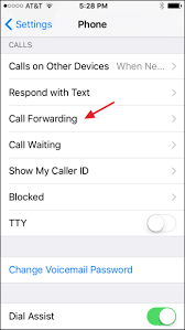 How to Forward Calls on your iPhone