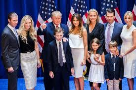 meet the first family taking over the white house who s who in