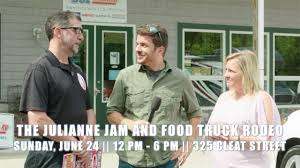 The Julianne Jam And Food Truck Rodeo - YouTube Tacos El Rodeo Detroit Food Trucks Roaming Hunger Rochester Food Truck Rodeo Spill The Beans 45 In South Lake Union Mobile Seattles Durham Truck Central Park Raleigh 2 September 101 Best America 2015 Beignets And Motofish Coffees 1977 Mercedes Unimog Originally Built For Presenting 21 Of Musthave Dishes Eater Seattle Industry Continues To Grow Wyoming Despite Long Hours Where Find Trucks Puget Sound Region Girls On Grilled Cheese Grand Prix Towns Ciderhouse
