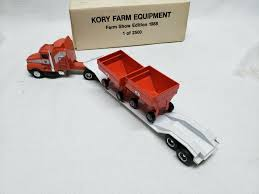 100 Toy Farm Trucks And Trailers 164 Scale Trailer Load Set Of 10 TRUCK LOAD OF FUN Farm Toy