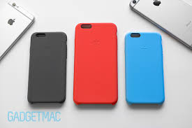 Apple iPhone 6 & 6 Plus Silicone Case Review — Gad mac