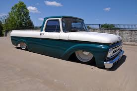 100 Unibody Truck 1962 Ford F 100 Pickup