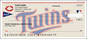 Minnesota Twins Checks