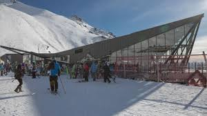 100 Gray Architects Remarkables Ski Field Base Building Wyatt