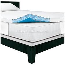 Queen Memory Foam Gel Size 2 Inch Mattress Topper Bed Pad