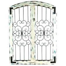 Metal Garden Gates Wrought Iron Garden Gates Full Image For
