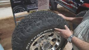 100 Ait Trucking BF Goodrich Tire Line Review YouTube
