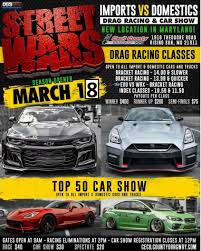 100 50 Cars And Trucks Sunday Car Meet Drag Race Car Show 18MAR18 1000 Attending