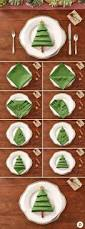 Type Of Christmas Trees by Best 25 Christmas Tree Napkin Fold Ideas On Pinterest Christmas