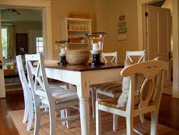 Modern Rustic Dining Room Custom Kitchen Cabinets Home Table And Chairs