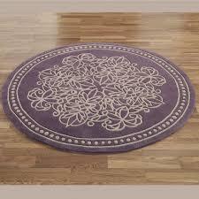 Large Bathroom Rug Ideas by Bathroom Ideas Purple Cotton Round Bathroom Rugs With Floral