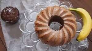 nutella bananen kuchen mit kirschen